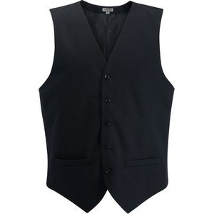 Men's Dress Vest with Russel Fabric